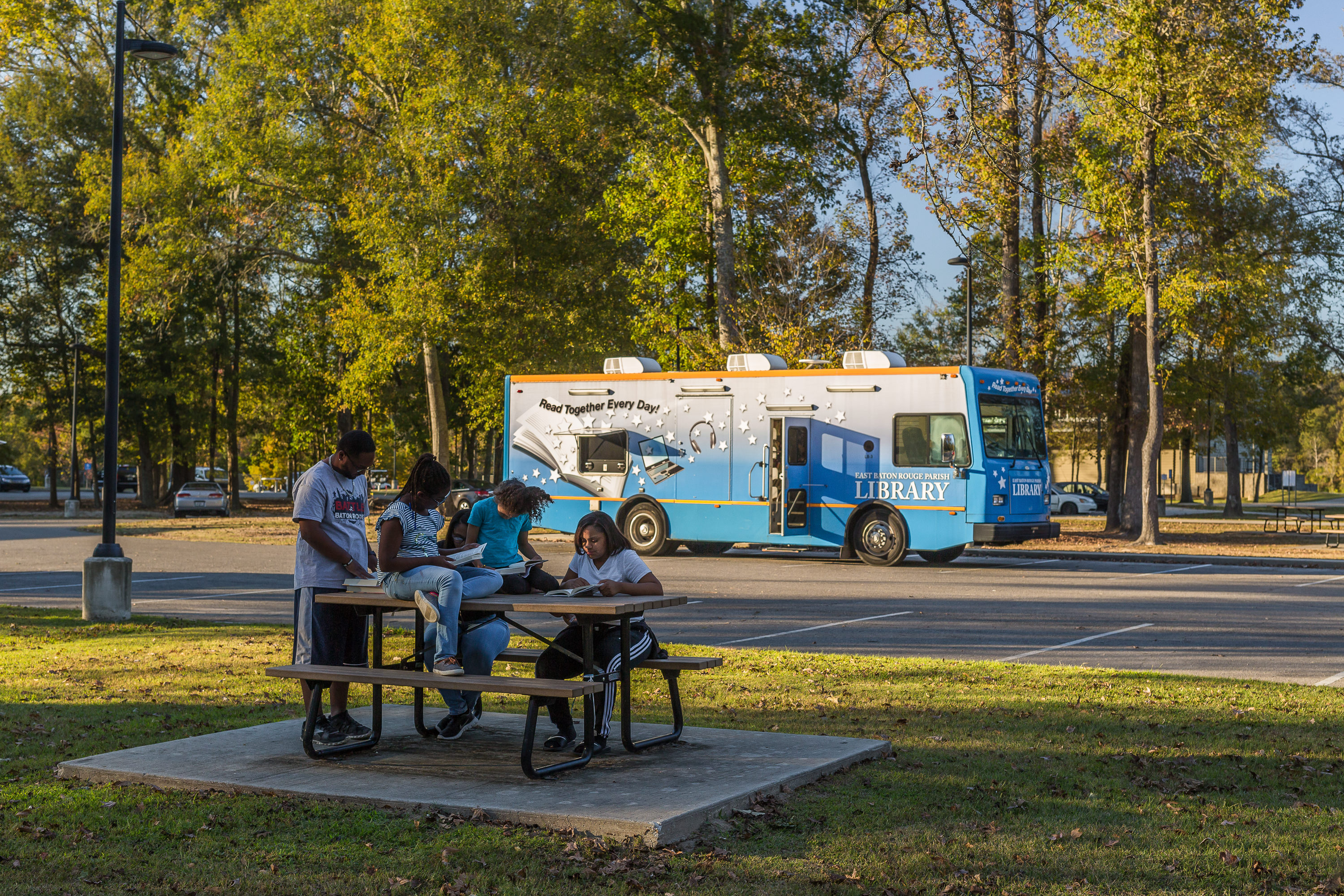 How Bookmobiles Are Helping Communities  Rethink:Rural