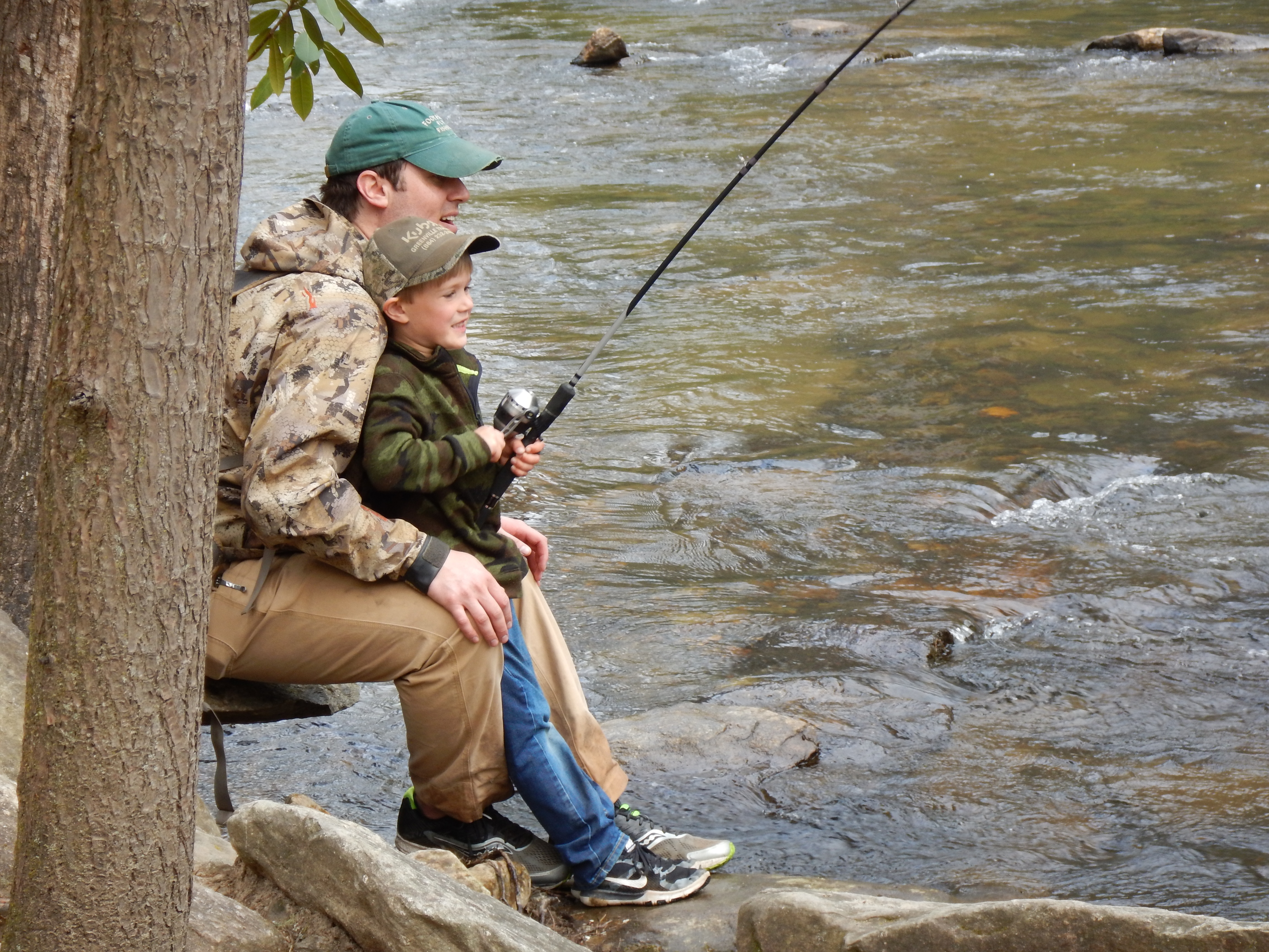 Five Tips for Camping with Kids | Rethink:Rural