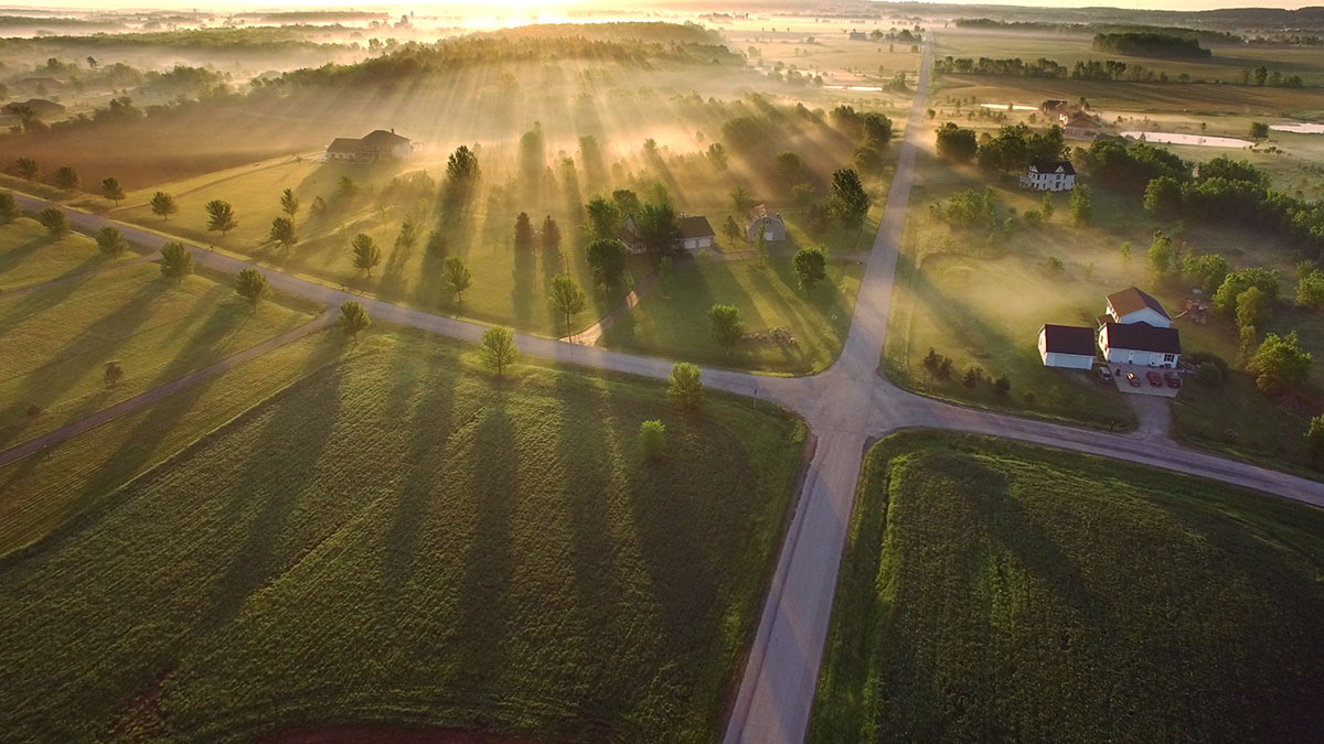 How Far from Civilization Should You Buy Land?   Rethink:Rural