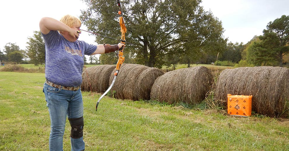An Archer Who Made the Sport Her Mission