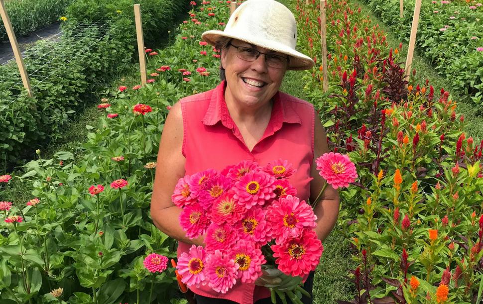 Tips for Starting a Flower Farm Business | Rethink:Rural
