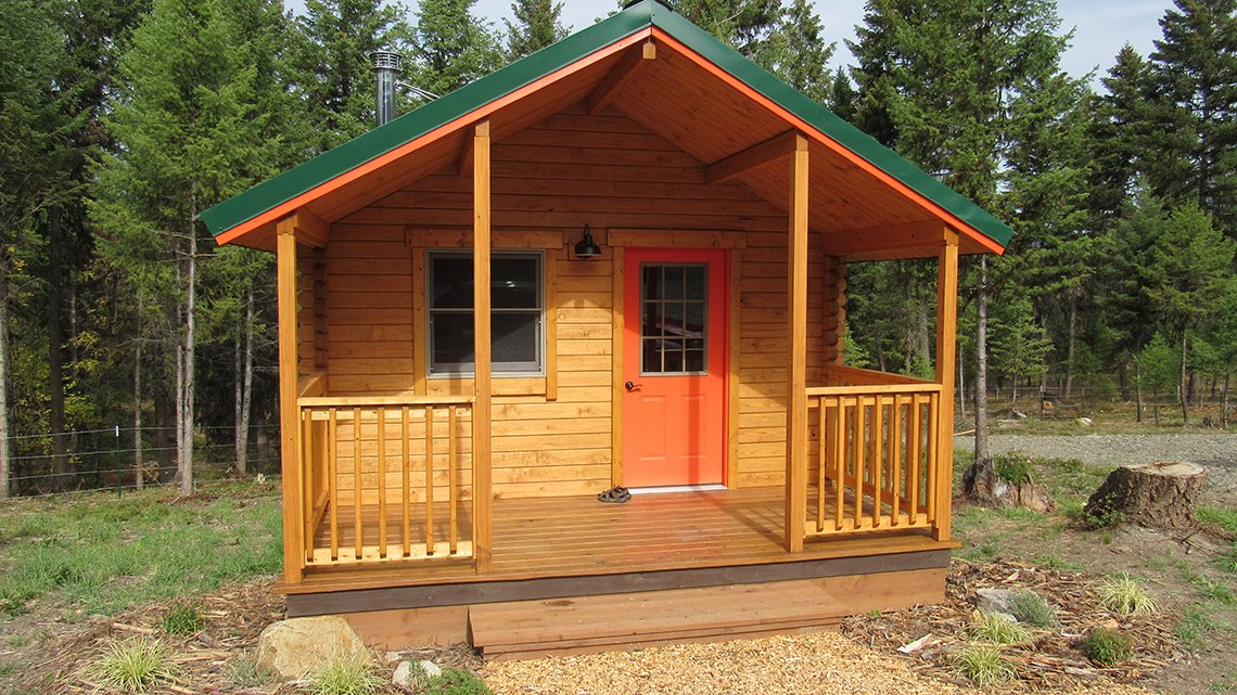 How to Build a Hunting Cabin on A Budget