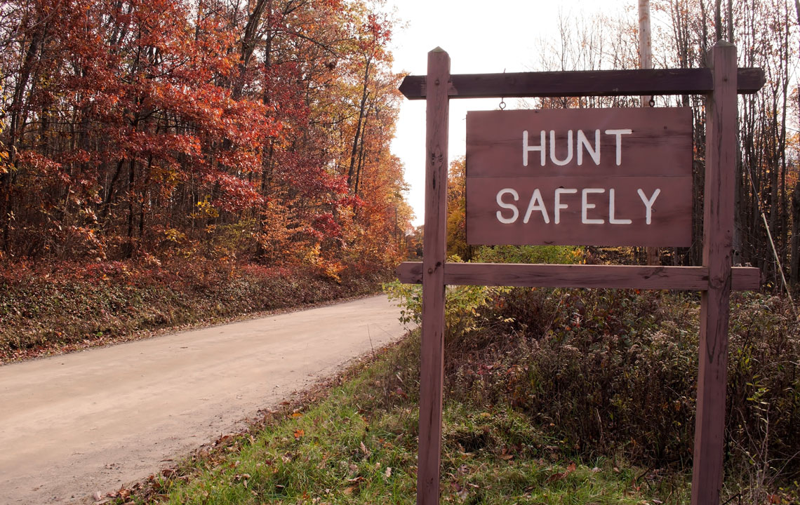 The Wrong Way to Learn Hunter Safety