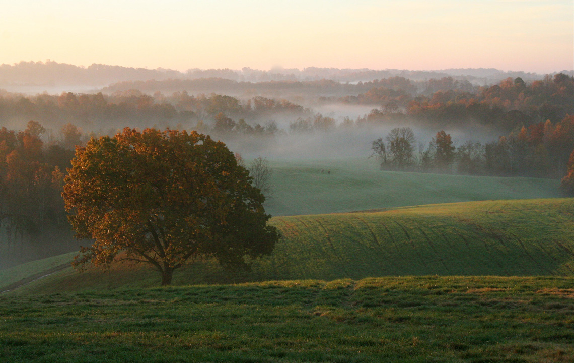 September SongThe Lure of Autumn in the South