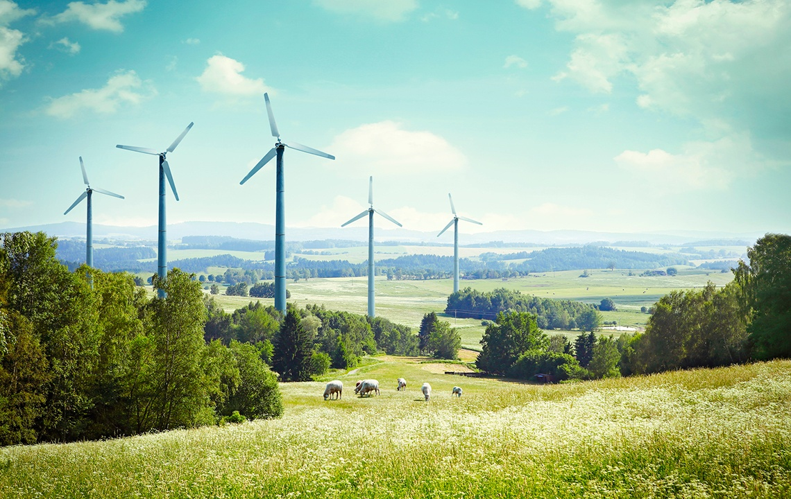 7 Ways to Make Money Off Your Land While Hosting a Wind Turbine