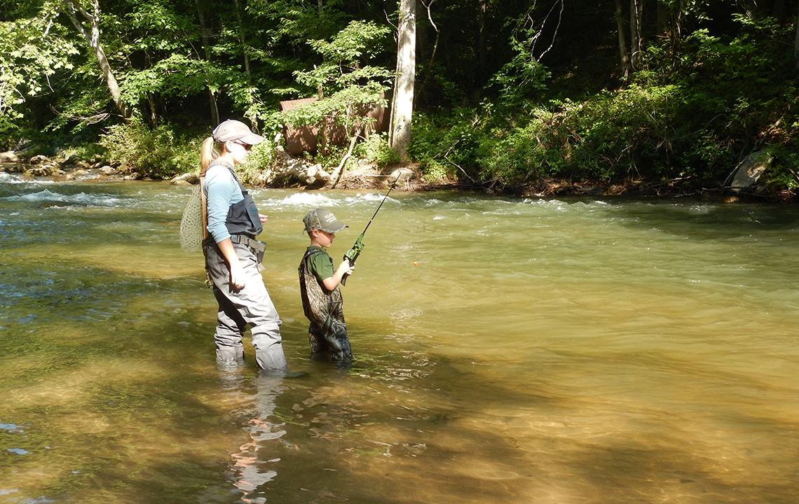 Tips for Fishing with Kids: A Fisherman's Advice