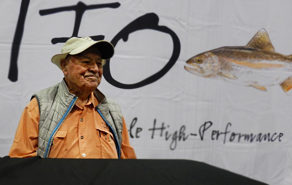 "The ""Big"" Life of Fly Fisherman Lefty Kreh"