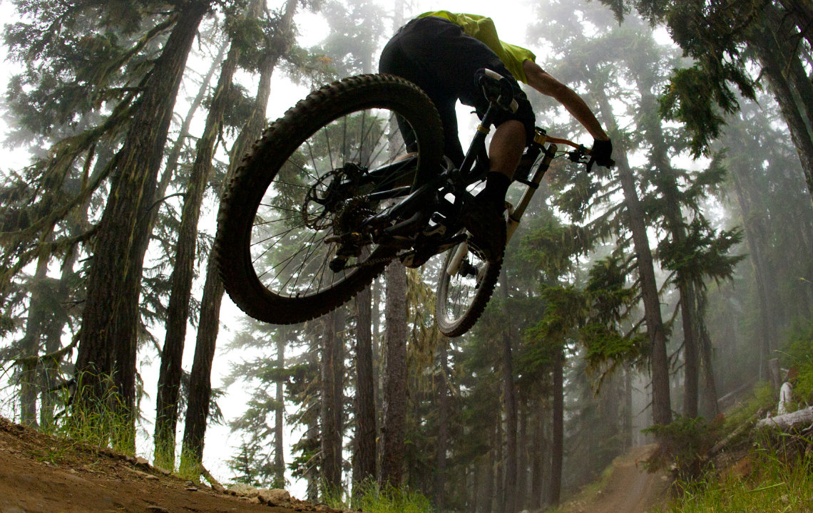 Mountain biking: A culture of its own