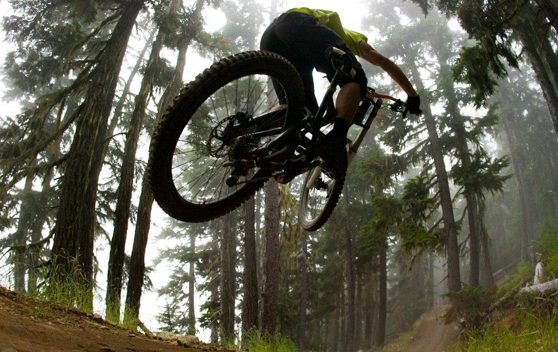 Mountain biking: A culture of its own