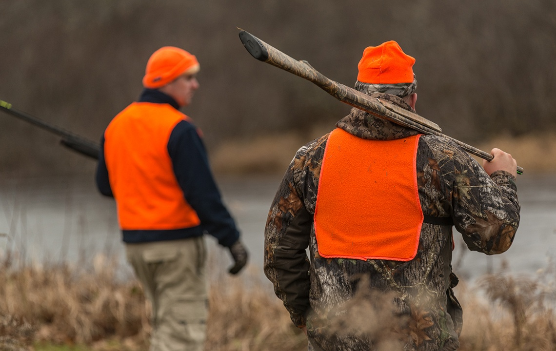 The Makings of a Hunting Partner
