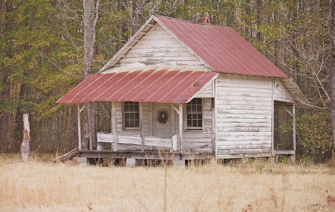 Rain on a Tin Roof: The sound of a million memories