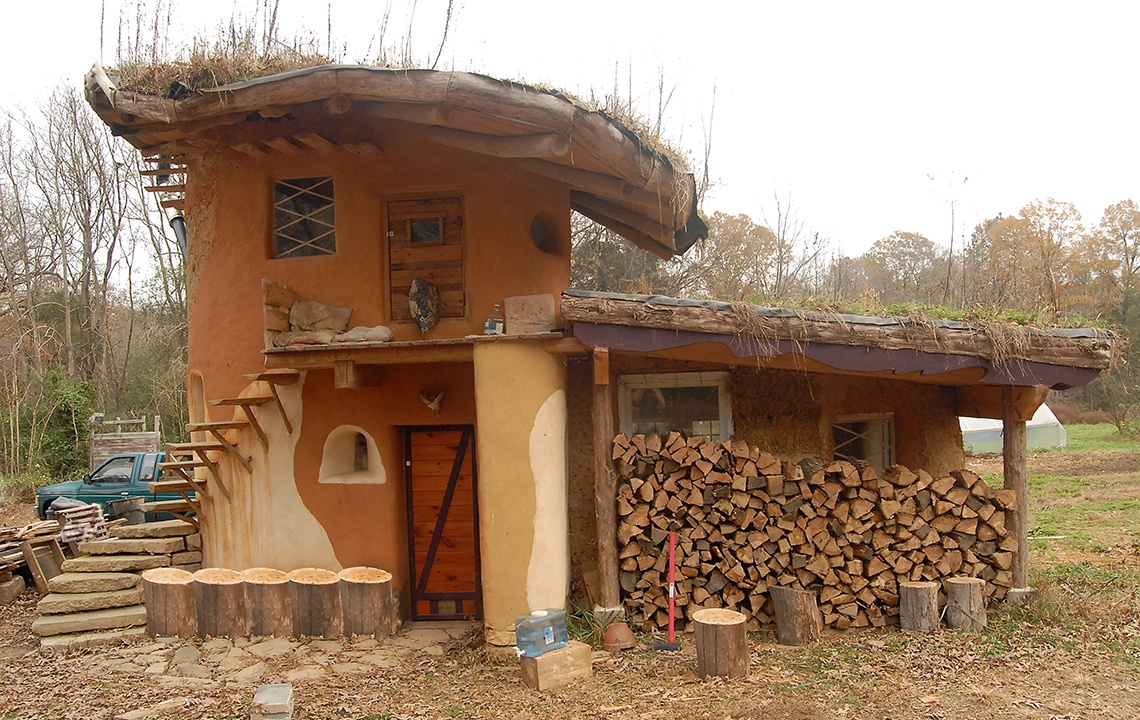 Could a Cob or Straw Bale Home Be Right for Your Rural Land?