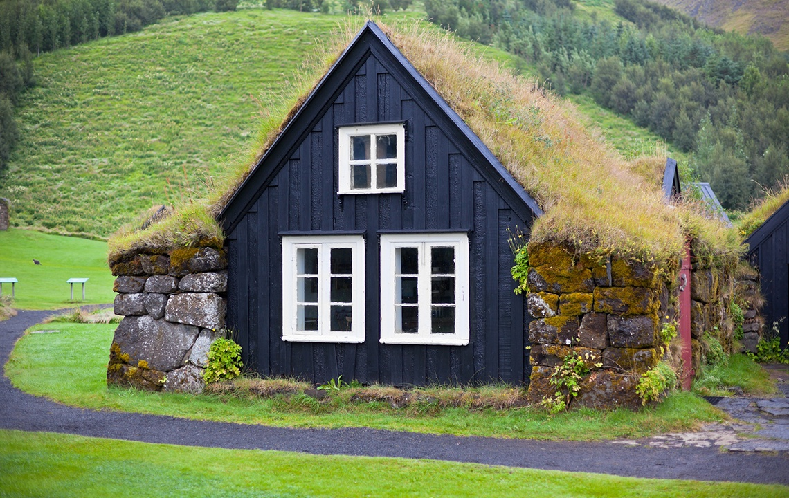 The Rural Landowner's Guide to Earth Sheltered Homes