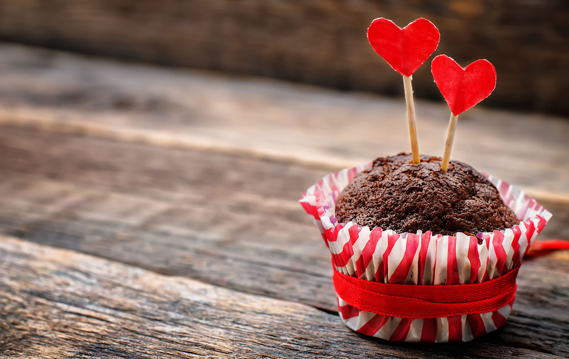 How to Bake a Little Healthier (and feel sexier) this Valentine's Day