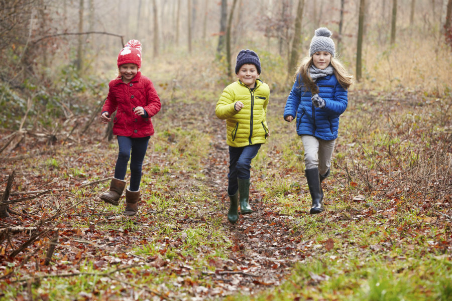5 unbelievable health benefits of playing outside