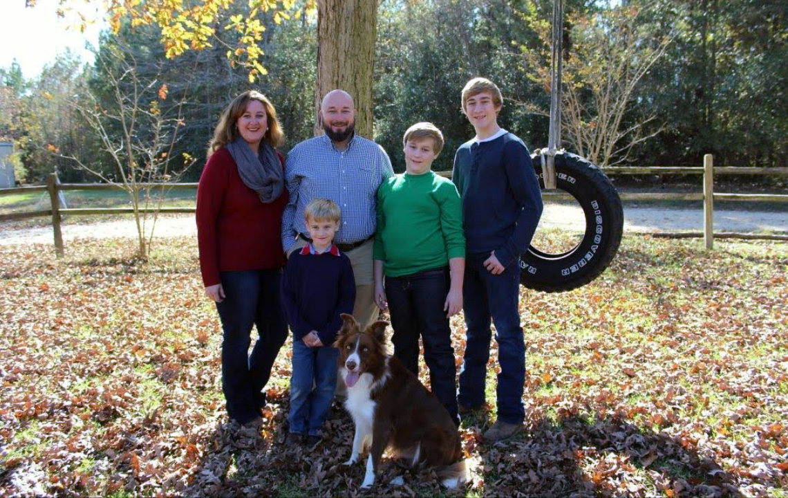 Raising farm kids: A family's move from subdivision to hobby farm