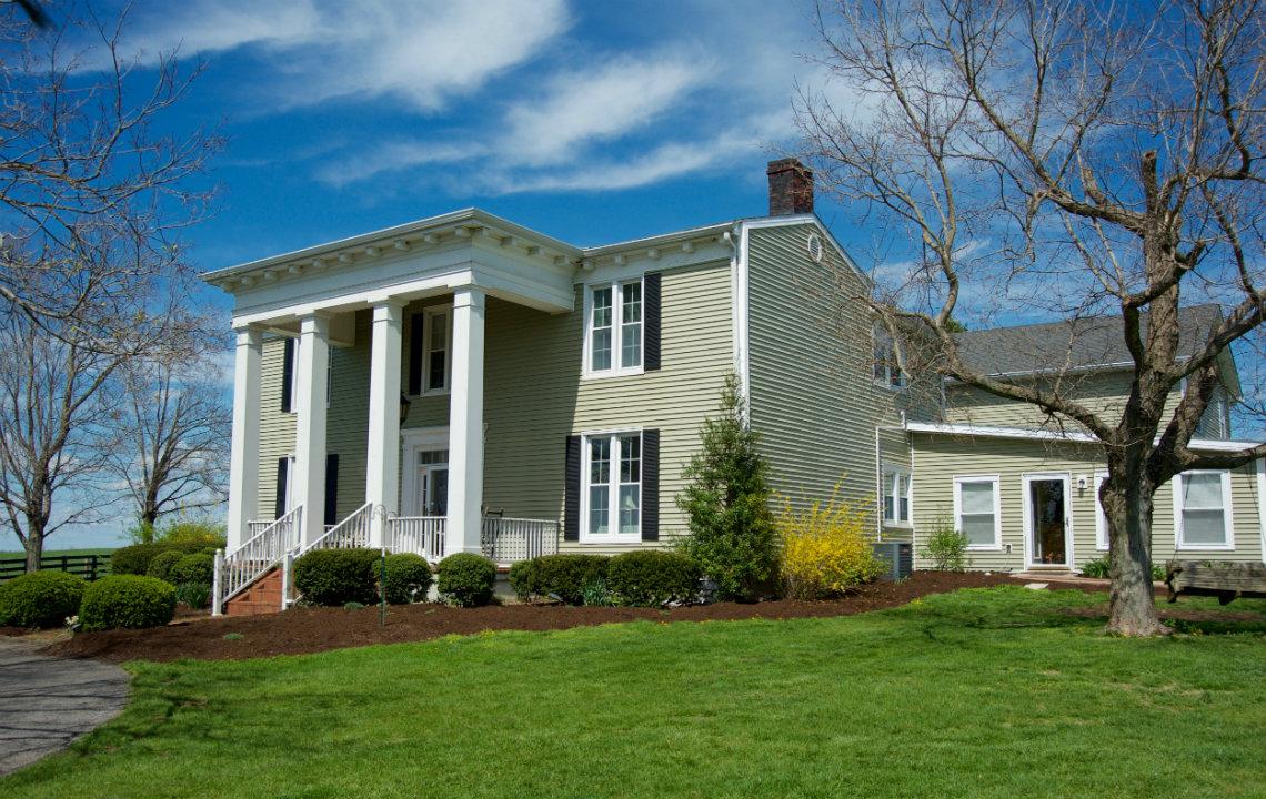 Family homestead becomes farm vacation destination