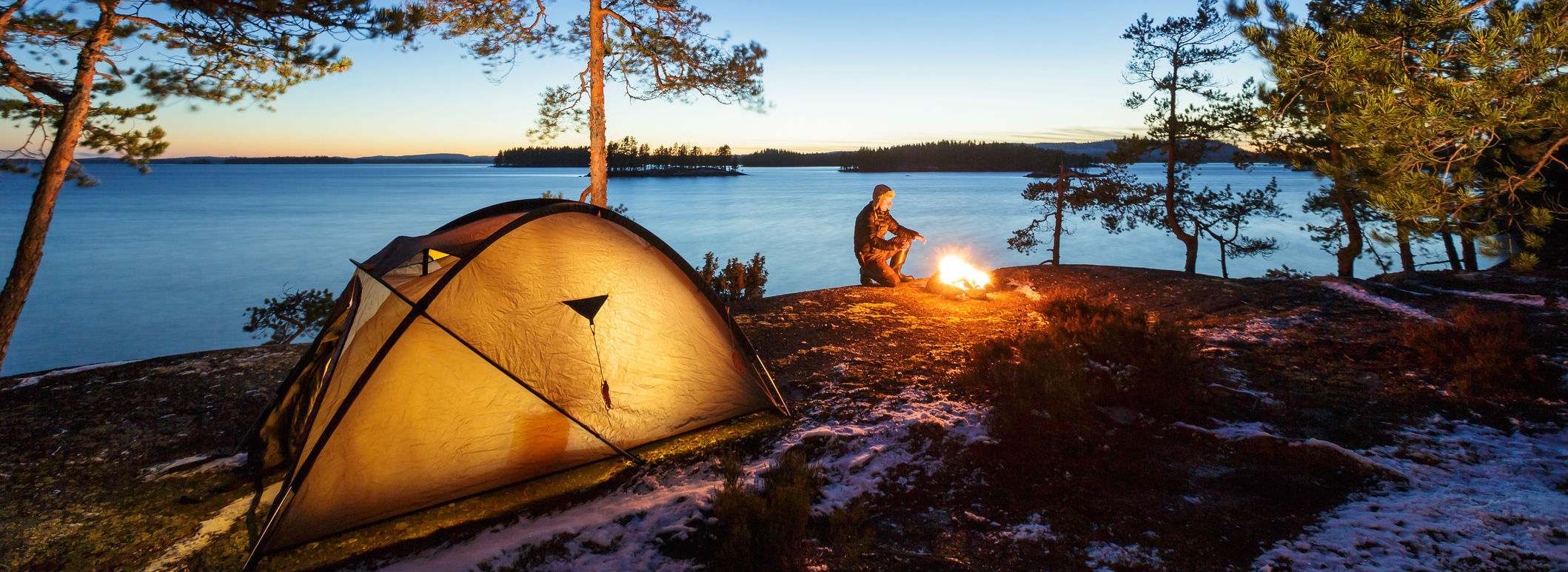 Cold Weather camping tips