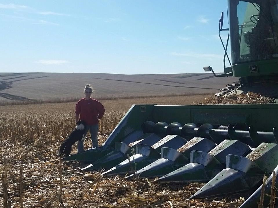 How This Third-Generation Farmer is Helping Rural Nebraska Stay Fit