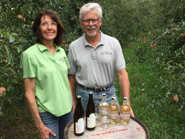 The Cider Farm: How This Wisconsin Farmer Grows Apples Suited for Hard Cider