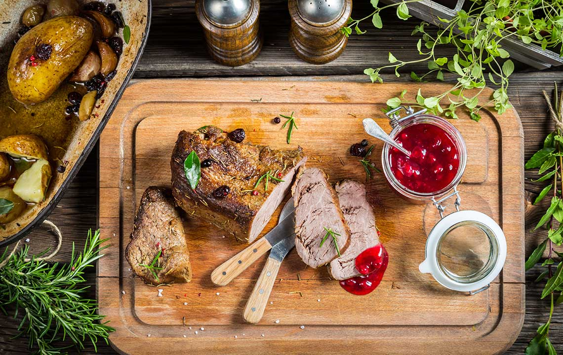 9 healthy benefits of eating wild game