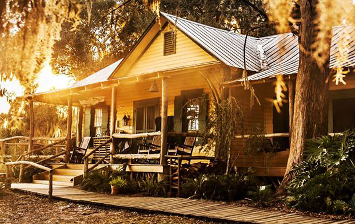 """10 great places to go """"glamping"""" in the South"""