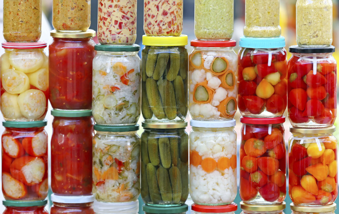 Lacto-fermentation: Even better than canning?