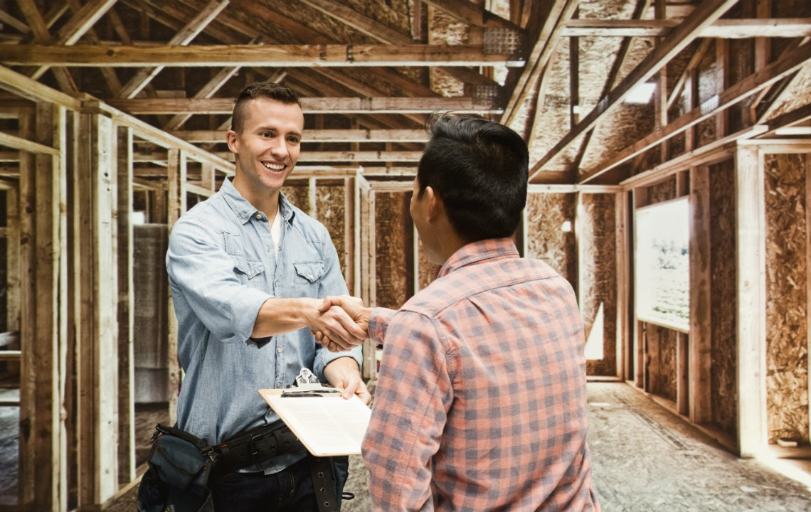 How to find the right contractor for your land