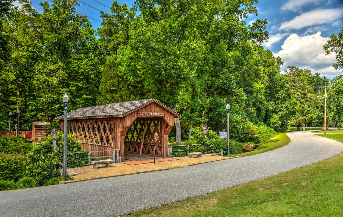 Salem Shotwell Covered Bridge  Rethink Rural Blog