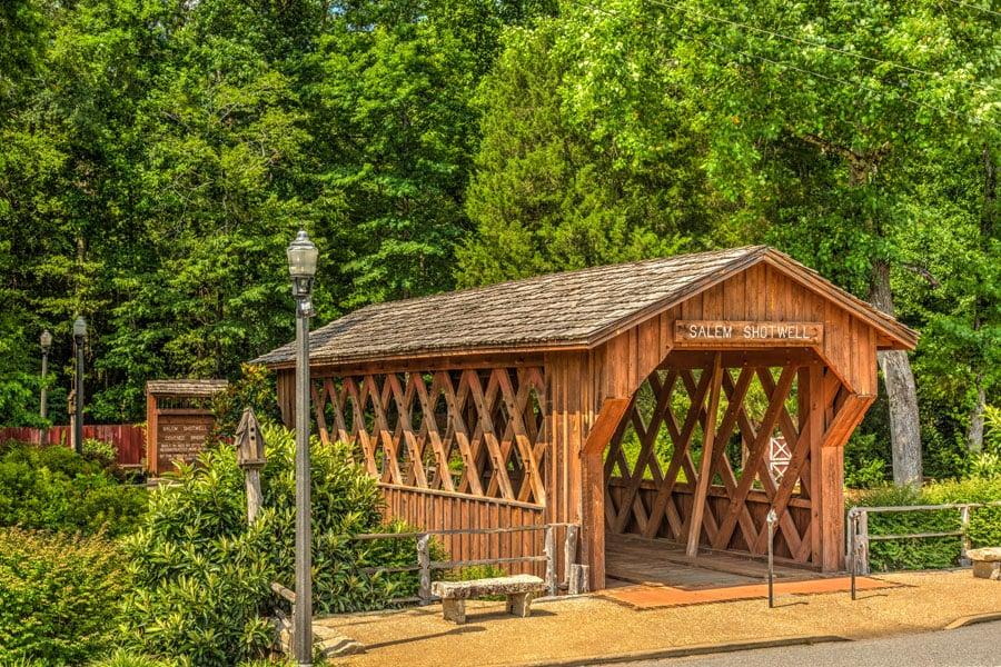 Salem Shotwell Bridge Opelika Alabama