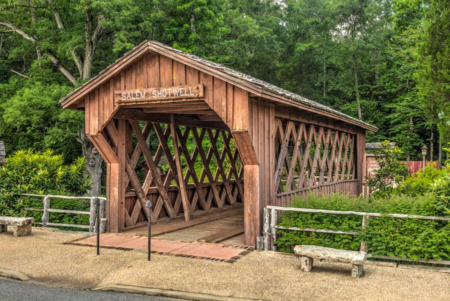 Salem Shotwell Bridge