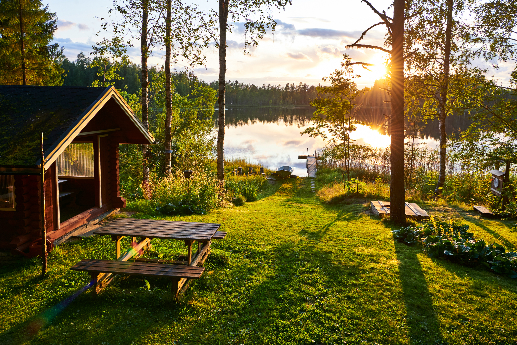 7 Shelter Options for your Recreational Property