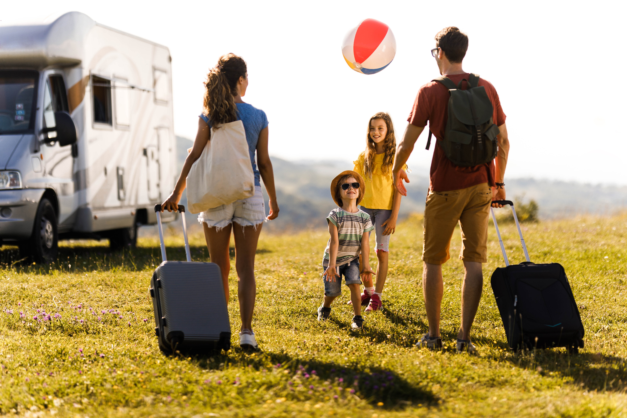 Planning A D.I.Y. Outdoor Family Vacation