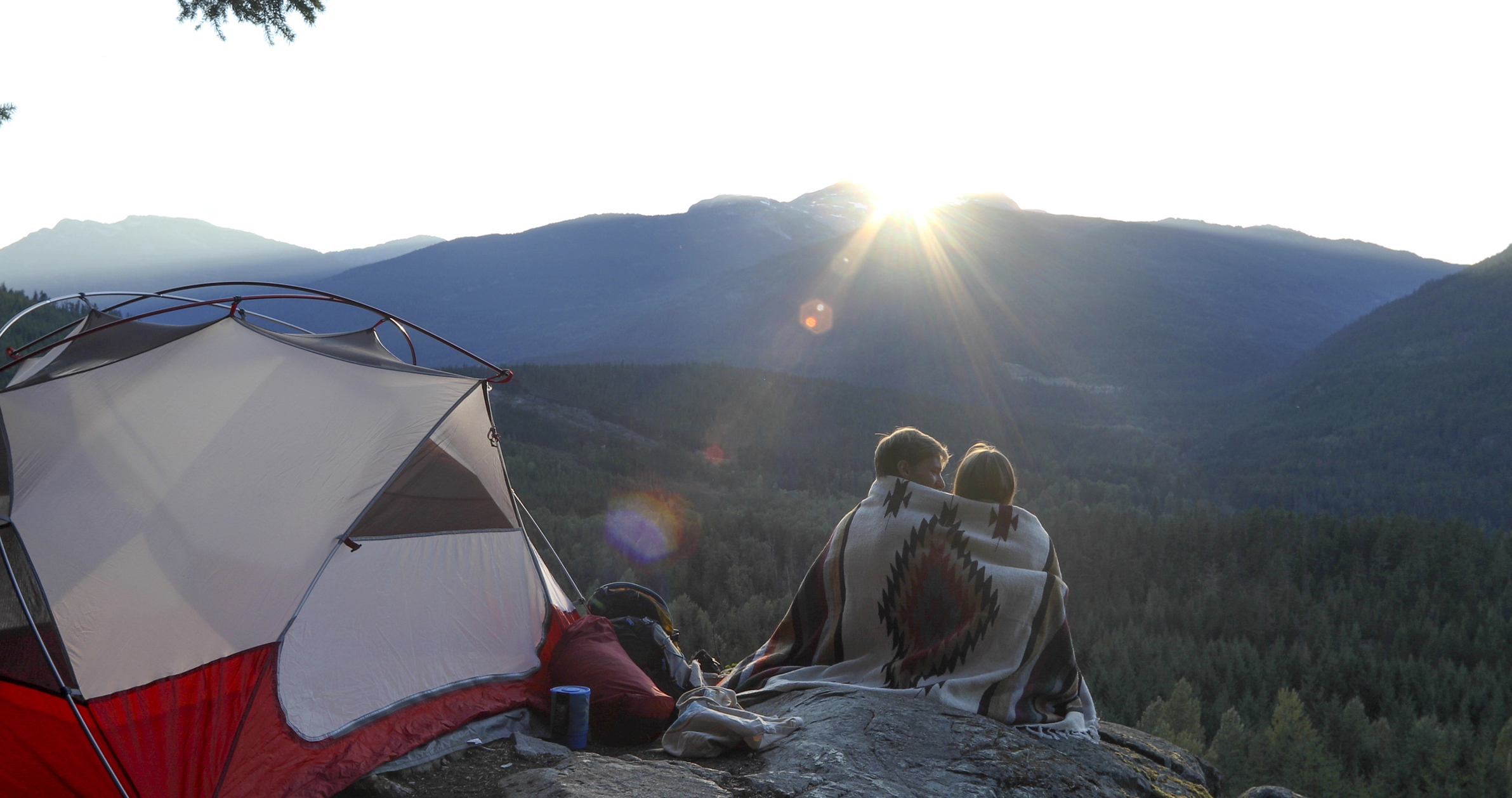 Alone at Last! Tips for Planning a Romantic Camping Trip