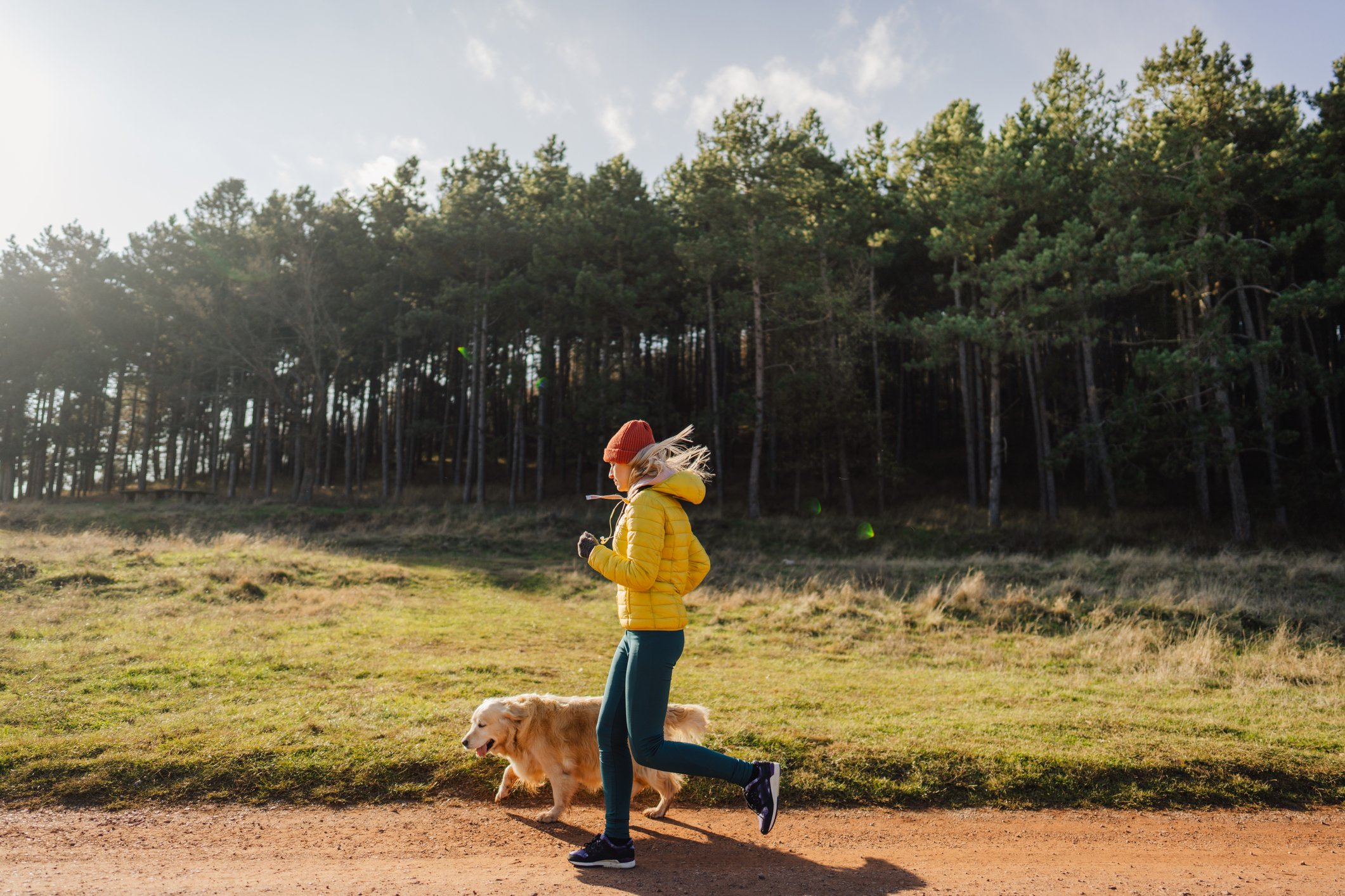 Running Rural: 3 Basic Safety Tips for Country Routes