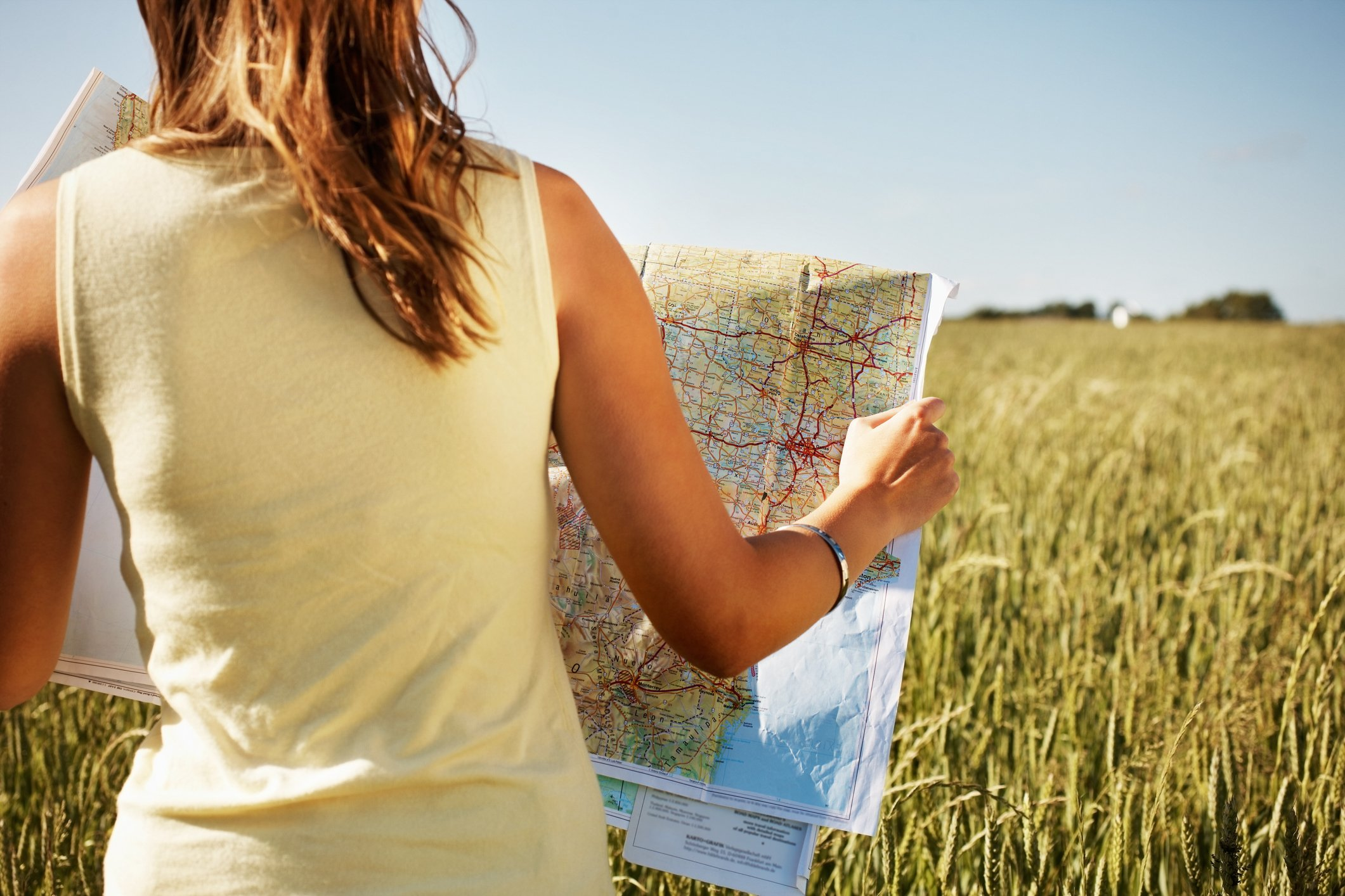 How to Read a Topograpic Map