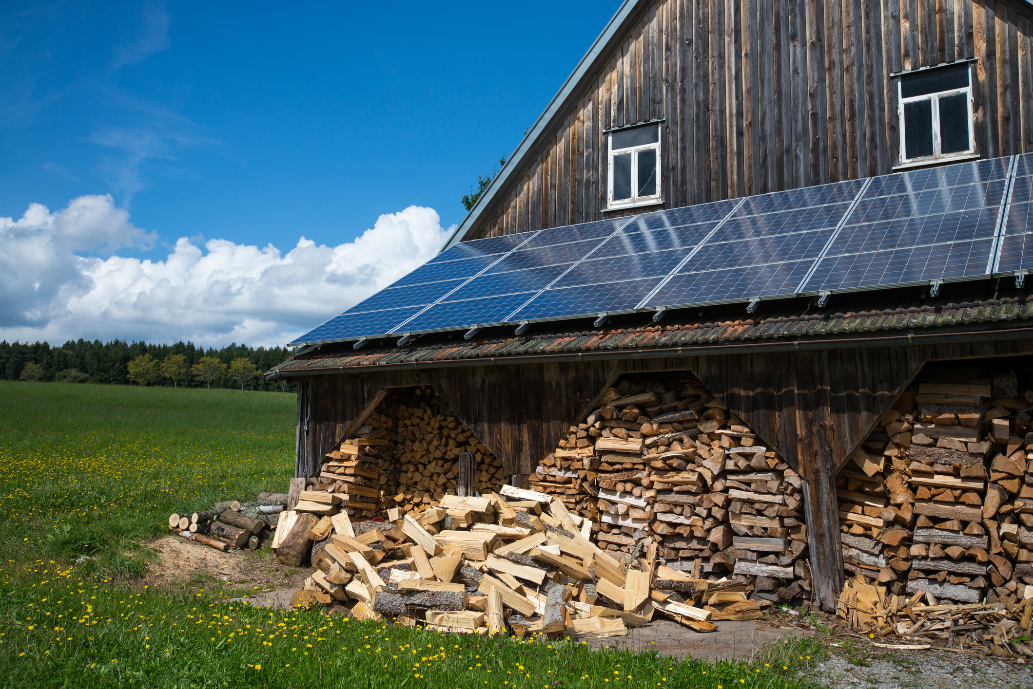 Want to Go OffGrid? Start By Improving Your Home's Energy Efficiency