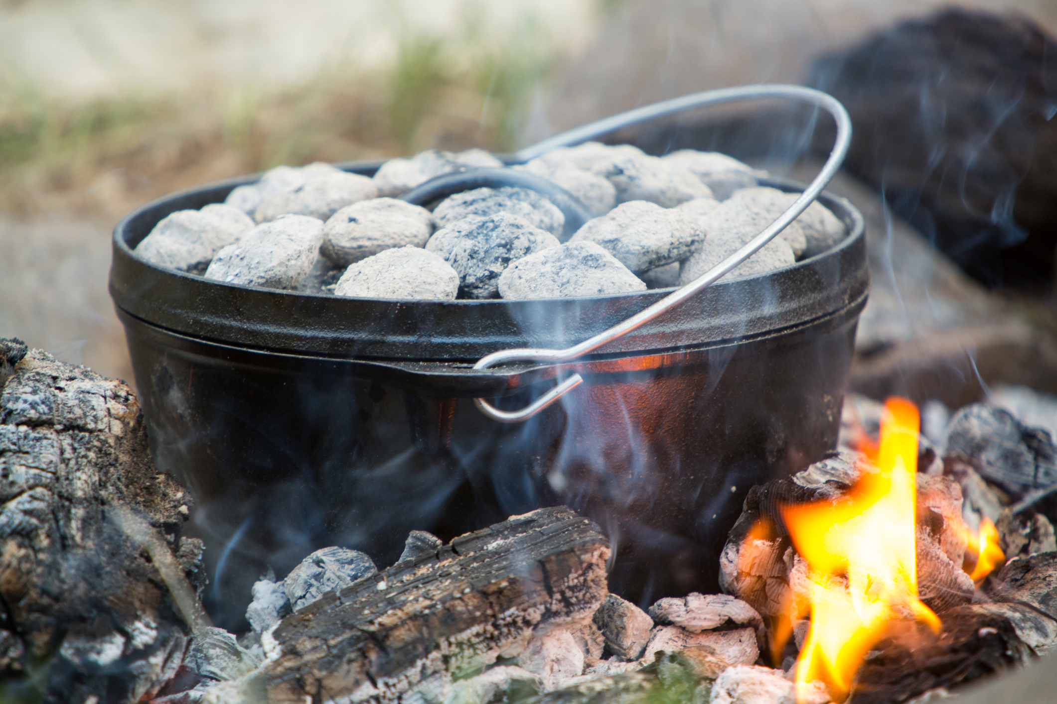 Cooking Without Power: An Introduction to Dutch Ovens