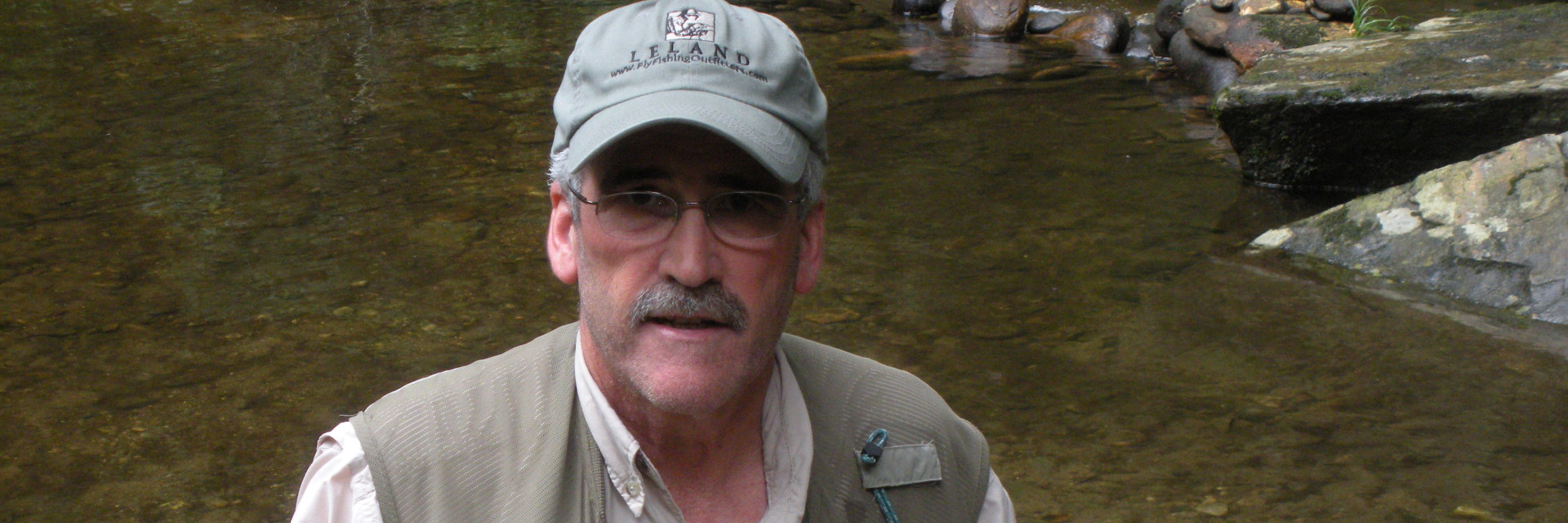 Meet Our Authors: Jim Mize